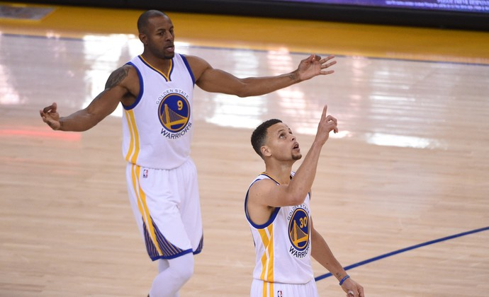 Stephen Curry - Golden State x Memphis - nba basquete (Foto: Reuters)