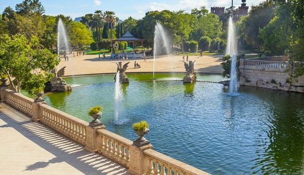 Parc de la Ciutadella (Foto: Divulgao)