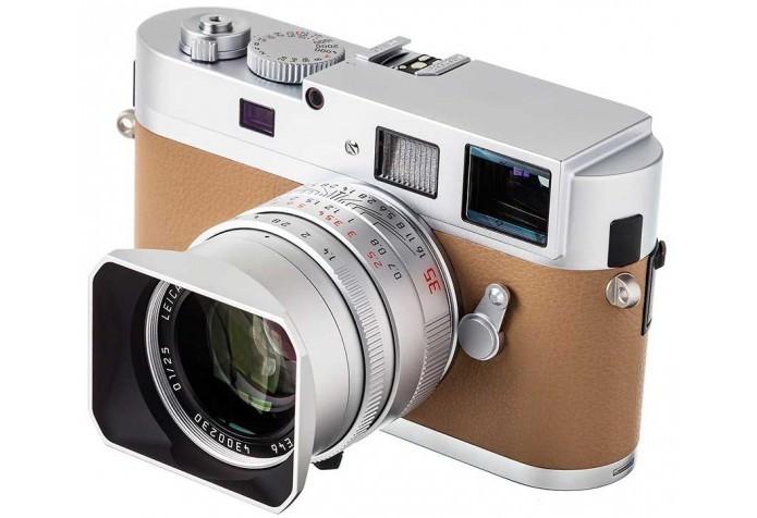 Edição especial da Monochrome vai custar R$ 46 mil (foto: Reprodução/Leica)