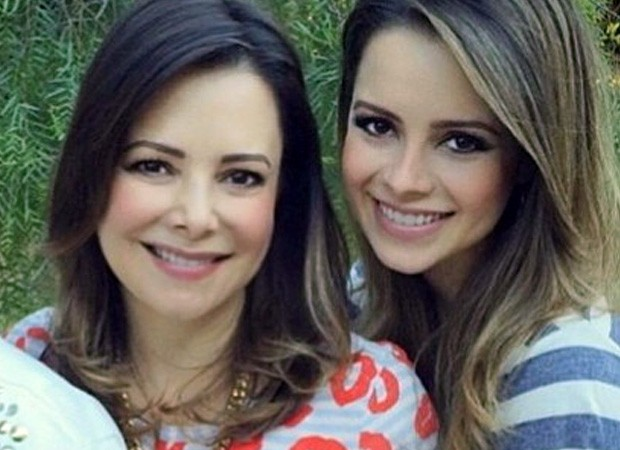Sandy e Noely (Foto: Instagram / Reprodução)