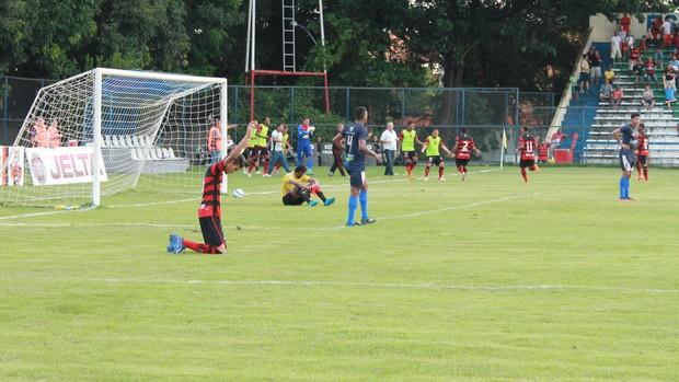 Flamengo-PI x Parnahyba semifinal (Foto: Náyra Macêdo/GLOBOESPORTE.COM)