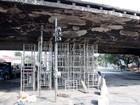 Viaduto Santo Amaro será demolido após acidente provocar explosão