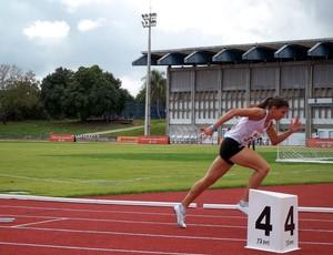 Gabriela Vita, atleta de atletismo da Bahia (Foto: Arquivo pessoal)
