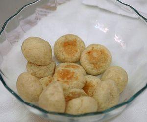 Pão de queijo de inhame