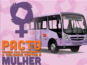 'Ônibus Lilás' oferece atendimentos em Pinheiral (Foto: Divulgação)