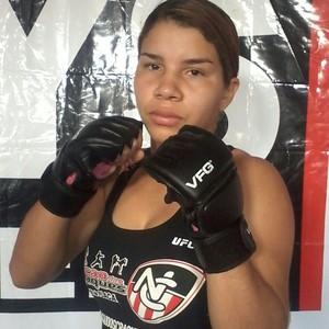 Gleucivania MMA Amazonas (Foto: Divulgação/Arquivo pessoal)