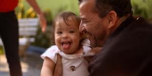Estimulação precoce é determinante para futuro de bebês com Down (Rede Globo)