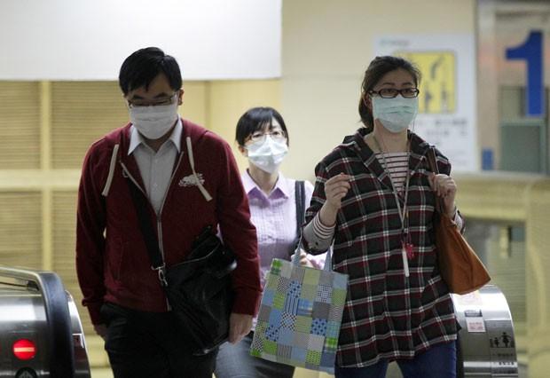 Vírus H7N9 já infectou 109 pessoas na China desde março (Foto: Pichi Chuang/Reuters)