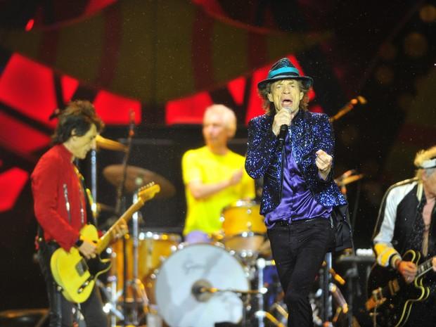 Rolling Stones cantam no Beira-Rio em Porto Alegre Foto Bruno AlencastroAgncia RBS
