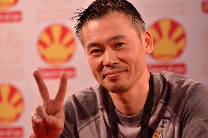 Keiji Inafune, criador de Megaman e Azure Striker Gunvolt (Foto: Reprodução/Aceattorney Wikia)
