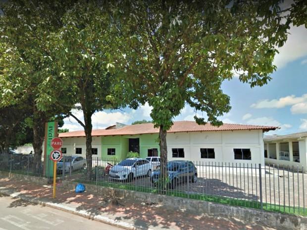 Idaf Acre (Foto: Reprodução/Google Street View)