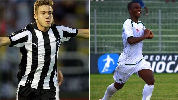 Botafogo e Cabofriense se enfrentam no Carioca (Foto: Vítor Silva/SSPress/Botafogo/Andreia Maciel/Cabofriense)