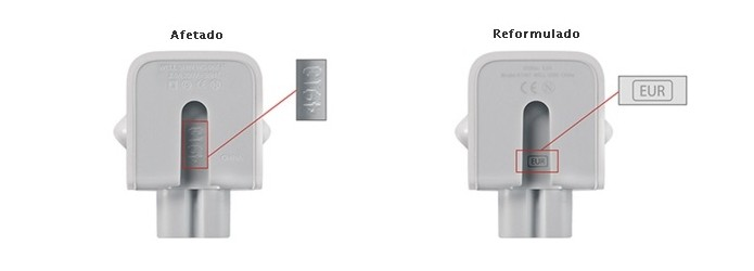 Veja como trocar adaptador da Apple defeituoso (Foto: Reprodução/Apple)