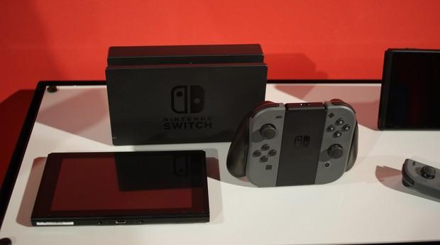 Nintendo Switch (Foto: Reprodução/Wikimedia Commons)