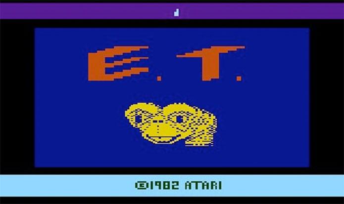 O crash dos videogames teve participação do Atari (Foto: Reprodução/Atari Archives)