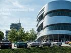 Mercedes 'presenteia' empregados da BMW com convite para seu museu