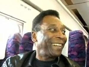 Edson Arantes do Nascimento, o Pelé/GNews (Foto: Reprodução GloboNews)