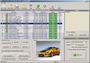 Fast Duplicated File Finder