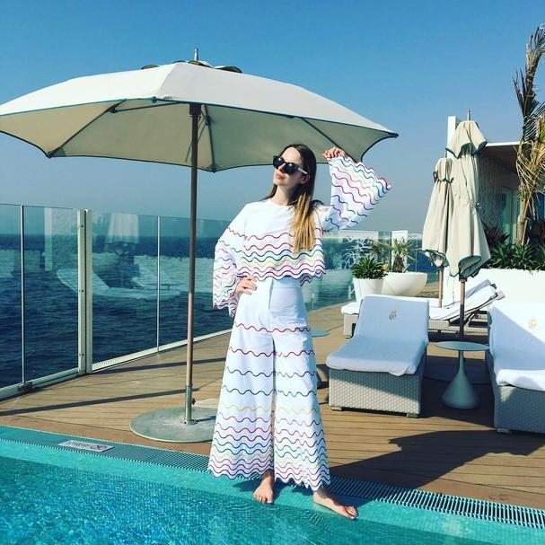 Marina Reut (Foto: Instagram/Reprodução)