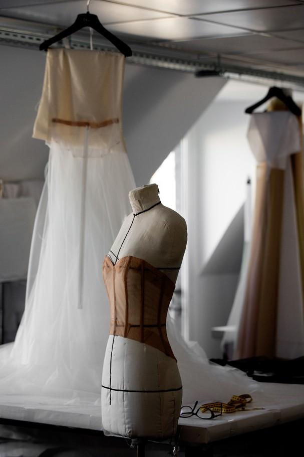 Teaser Desfile Dior Alta Costura (Foto:  Divulgação)