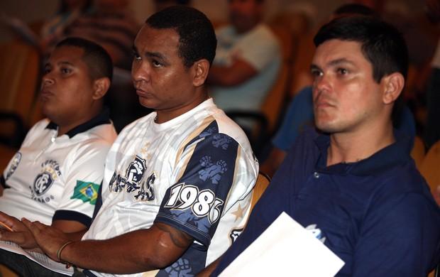 Torcida organizada Remo (Foto: Eunice Pinto/ Ag. Pará)