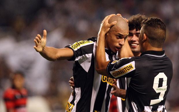 doria Botafogo x Atlético-GO (Foto: Marcelo Santos/AGIF)