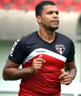 Breno São Paulo (Foto: Divulgação  / site oficial do SPFC)