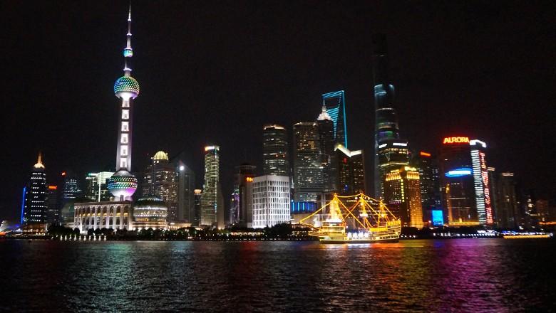 Xangai, China (Foto: Almir de Freitas)