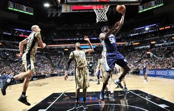 Spurs batem os Grizzlies e se mantém na cola dos Warriors no Oeste