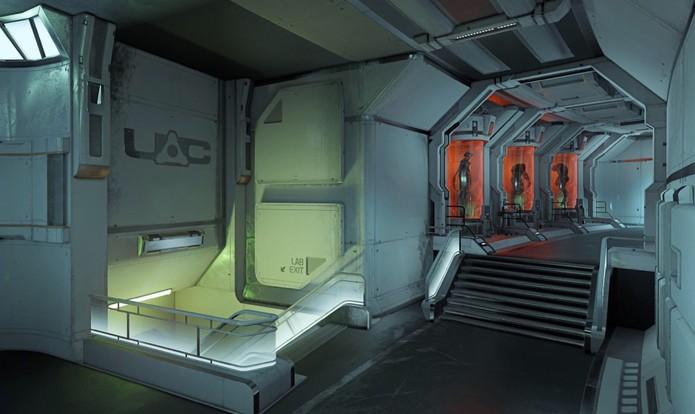 Doom terá modo de criação de mapas (Foto: Divulgação/id Software)