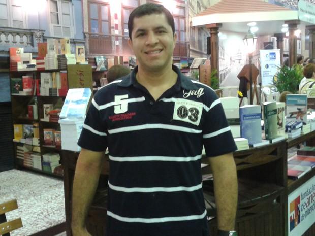Flavio Segundo da Silva ainda aguarda a nomeação (Foto: Arquivo pessoal)