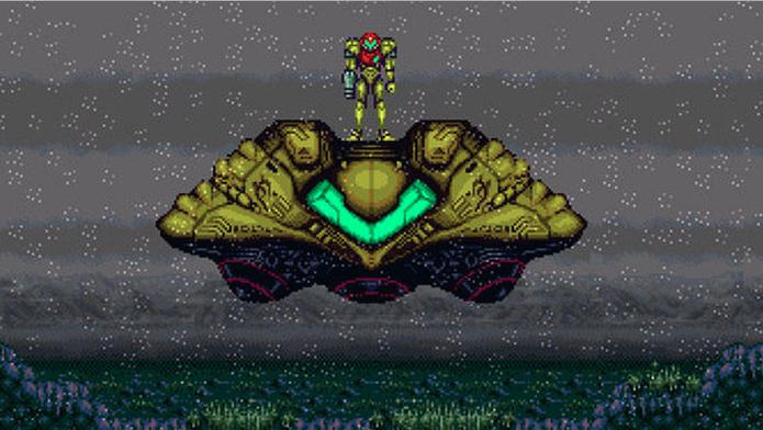 Super Metroid (Foto: Reprodução/Retro Gaming)