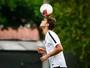 Lesionado, Paulo Ricardo deve voltar a treinar no Santos em duas semanas