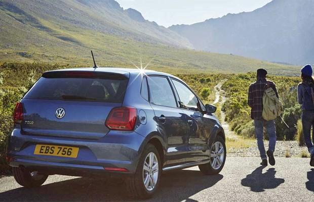 Volkswagen Polo continua existindo na Europa (Foto: Divulgação)