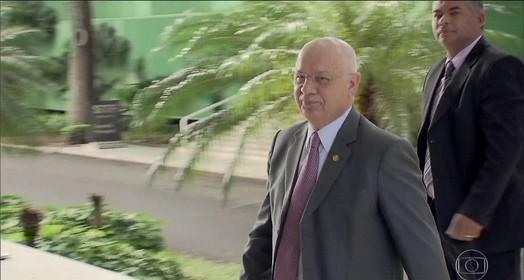 ministro teori Zavascki (Rede Globo)