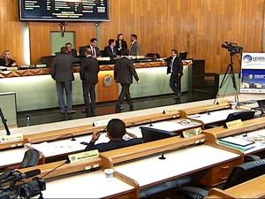 camara uberlândia (Foto: Reprodução/ TV Integração)