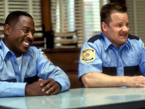 Martin Lawrence estrela a comédia 'Segurança Nacional' (Foto: Divulgação / Reprodução)