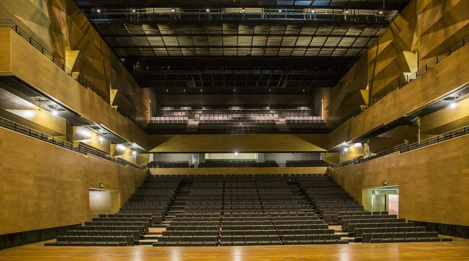Teatro Santander  (Foto: Divulgação)