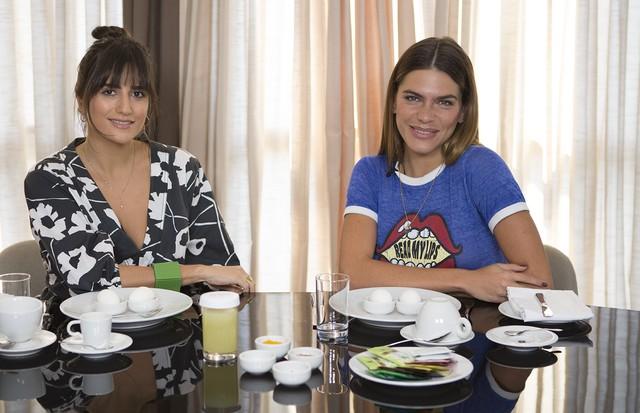 Beauty insider: Luiza Souza fala sobre dieta e saúde com Mariana Goldfarb (Foto: Rafael Avancini)