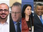 Conheça os 'novos' presidentes das câmaras da Grande Vitória