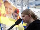 Tymoshenko rejeita candidatura única e diz que concorrerá à presidência