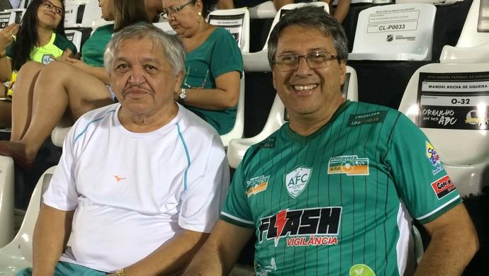 Alecrim - Osvaldo Trigueiro (Foto: Luiz Henrique/GloboEsporte.com)