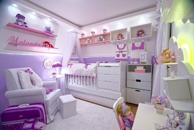 Quarto De Bebê: Ideias De Decoração Para Meninos E Meninas - Casa E Jardim