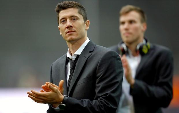 Lewandowski Borussia Dortmund Signal Iduna Park (Foto: Reuters)