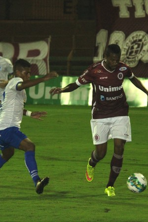 Campeonato Brasileiro Série D 2016: Desportiva Ferroviária x URT (Foto: Henrique Montovanelli/Desportiva Ferroviária)