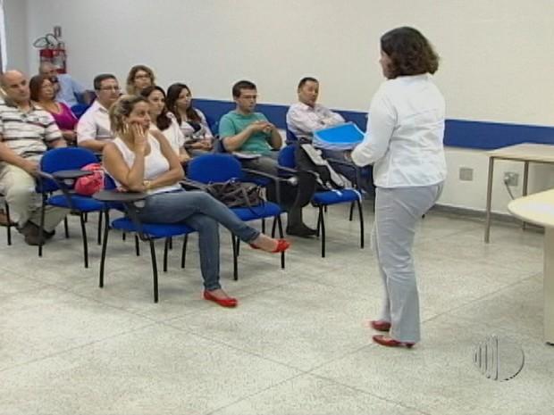 Sebrae de Mogi das Cruzes oferece curso (Foto: Reprodução/TV Diário)
