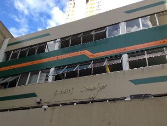 Danny Snooker Bar em Curitiba (Foto: Fernando Castro/G1)