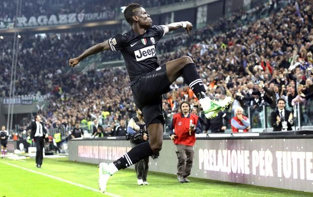 Pogba, Juventus e napoli - AP (Foto: Agência AP)