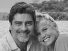 Junno Andrade parabeniza Xuxa por aniversário: 'A mulher que eu amo'
