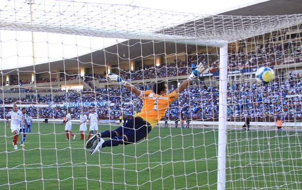CSA x Bahia, no Rei Pelé, em Maceió (Foto: Ailton Cruz/ Gazeta de Alagoas)